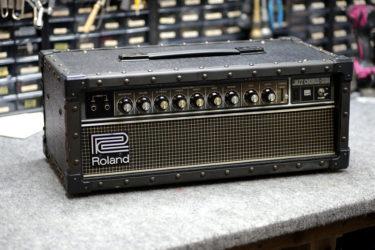 Roland JC-120H – オーバーホール