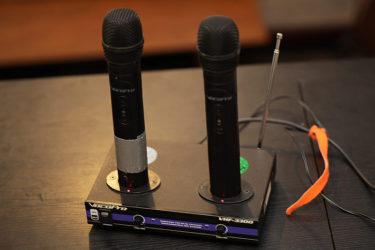 12月02日 – 海外製Wireless Mic修理依頼