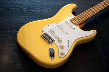 01月05日 – Fender Japan Yngwie Malmsteen – ポット スイッチ交換