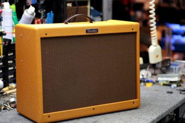 03月19日 – Fender Blues Deluxe Reissue – キット改造