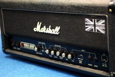 12月24日 – Marshall VBA400 UK edition (220V)