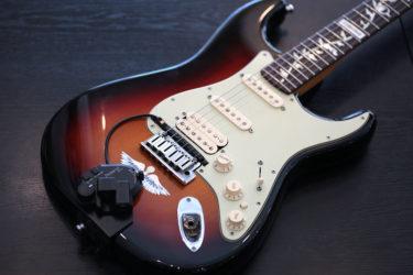 04月27日 – Fender American Deluxe ST – フレット交換