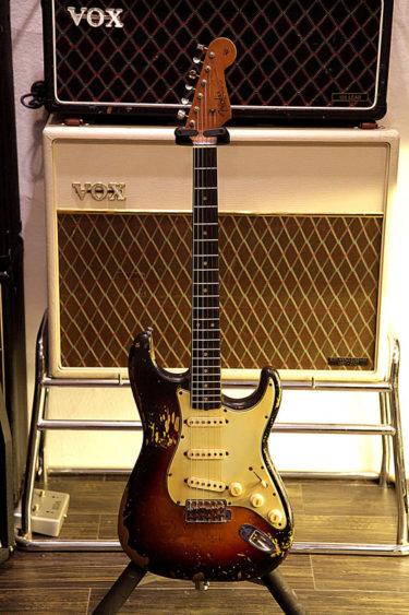 01月18日 – 1963 Fender Stratcaster