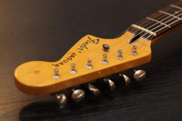 01月29日 – Fender Japan Jaguar