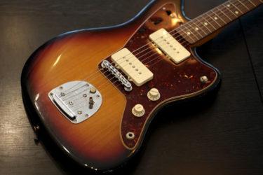 Fender American Vintage62 Jazzmaster – ドータイト ノイズ処理