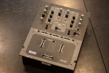 05月18日 – Rane TTM56S – ポット交換、メンテナンス