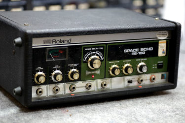 Roland SPACE ECHO RE-150 – メンテナンス