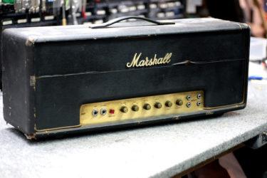 07月23日 – Marshall Super Lead 100MKⅡ 1974 – オーバーホール