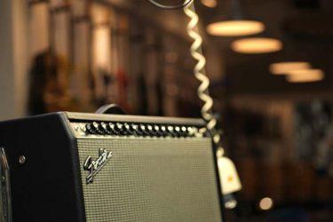 04月16日 – Fender Twin Amp