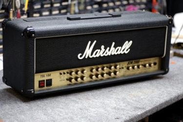 Marshall JCM2000 TSL100 – 音が出ない・・・