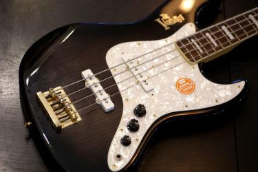 Fender JAPAN JB-165VR – 全体調整、PU高さ調整