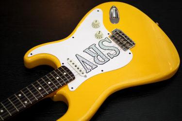 07月18日 – Fender Strat / SRV Yellow Customize