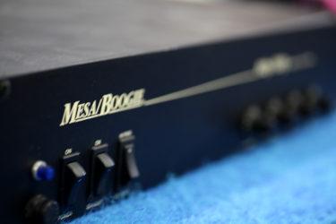 08月07日 – Mesa Boogie Fifty Fifty Stereo Tube Amp