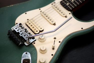 07月25日 – Fender Stratcaster / Floyd Rose Tremolo