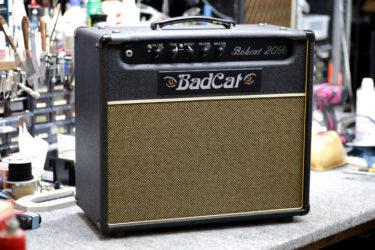 Badcat 20R – 真空管交換