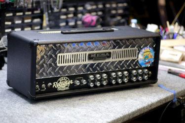 08月03日 – Mesa Boogie Dual Rectifier – 真空管交換