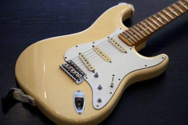 07月20日 – Fender Japan ST71-140YM – ポット交換、再ワイヤリング