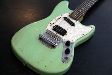 08月09日 – Fender Mustang  – Rewiring