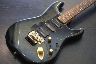 06月08日 – Fender Japan STR-80 – トータルメンテナンス、PU交換