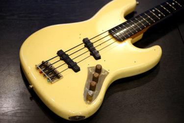 02月01日 – Moon JJ-4 Jazz Bass – Bartolini NTBTプリアンプ