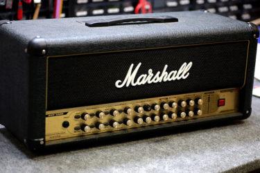 11月25日 – Marshall AVT150H Valvestate 2000 – トランジスタ交換