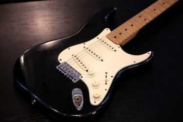 04月20日 – Fender '73 Stratocaster – ネックジグ すり合わせ