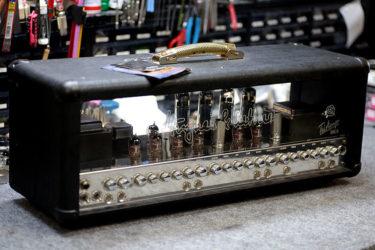 11月17日 – Hughes and Kettner Triamp mkⅡ LED改造