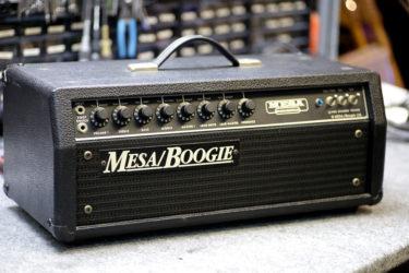 09月21日 – Mesa Boogie markIII – チューブ、コンデンサ交換