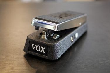 11月26日 – VOX V847A / トゥルーバイパス改造