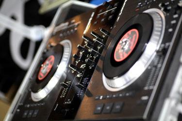 11月07日 – Numark NS7 – Disc Drive Problem