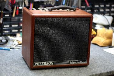 11月07日 – PETERSON P100G – メンテナンス オーバーホール