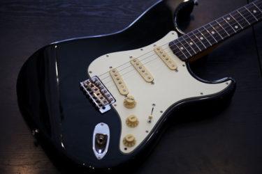 09月28日 – Fender Japan ST62-DMC – フレット交換