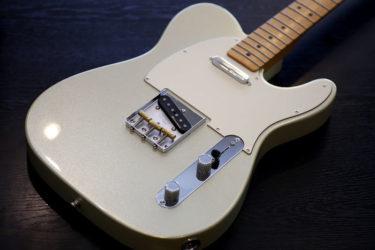 10月03日 – Fender American Professional Telecaster – ナット交換