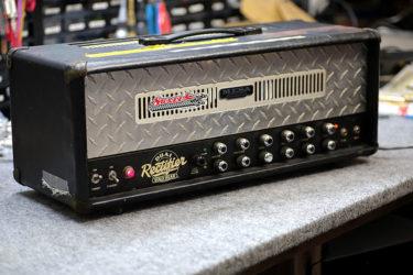01月11日 – Mesa Boogie Dual Rectifier – メンテナンス