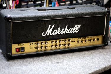 01月06日 – Marshall JCM2000 TSL100 – メンテナンス