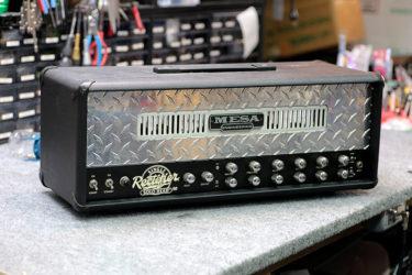 01月30日 – Mesa Boogie Single Rectifier SOLO HEAD 50 – 修理