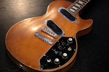 03月13日 – GIBSON Les Paul Recording – ヘッド修理、BIGSBY取り付け