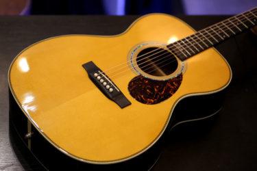 11月30日 – Martin OMJM John Mayer – ピックアップ ノイズ処理