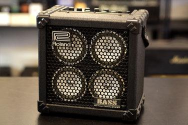 12月15日 – Roland MICRO CUBE BASS RX
