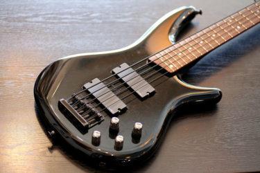 11月21日 – Ibanez SDGR Bass – EMGピックアップ、電池ボックス増設、18V