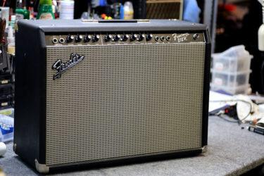 01月30日 – Fender Frontman 212R – ノイズ
