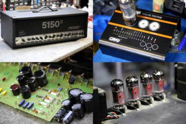 Peavey 5150Ⅱ – 真空管・コンデンサー交換