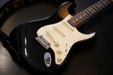 12月10日 – Fender American Standard – ピックアップ、ペグ、ナット交換