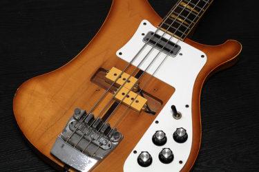 01月26日 – Rickenbacker 400x Bass Pickup Replacement