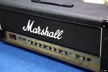 01月29日 – Marshall JCM-2000 ジャック交換