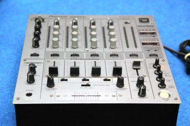 01月31日 – Pioneer DJM-600 フェーダー交換
