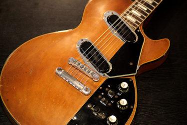 02月04日 – Gibson Les Paul Recording サイドジャック増設