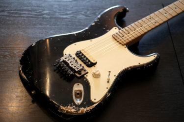 01月09日 – Luxxtone Guitars Choppa S – D-Tuner&ア―ミングアジャスター
