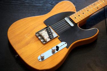 03月27日 – Fender Japan Telecaster – フレット、ナット交換