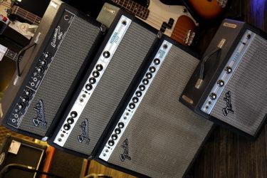 02月18日 – Fender Black Face Silver Face修理